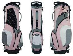 Naples Bay CSB001 Pink Women's Golf Stand Bag