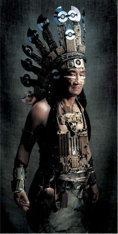 #SteamPUNK ☮k☮ #indian