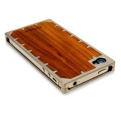 Solid Titanium iPhone Case