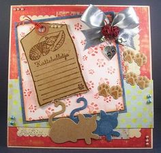 Kreatrends Cat Cards, Dog Cat, Gift Wrapping, Cats, Guy, Crafting, Gift Wrapping Paper, Gatos, Kitty Cats