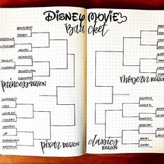Love #disney movies? Apparently there's some sort of #march madness #disneymovie competution going on over at @plannerluka. Check it out and may the best movie win.!#Repost @plannerluka ・・・ I was totally inspired by @thedoodleplanner when I saw her #zenofplanning #showmeyourplanner