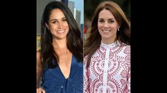 Meghan Markle Did She Cure Kate Middleton of Morning Sickness ?