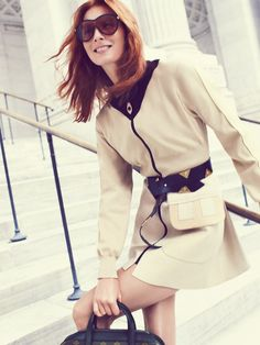 Maggie Rizer by Alexi Lubomirski for Numéro Tokyo November 2014