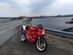 The Atlantic Road. Norway