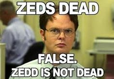 Dwight Schrute knows his EDM. Fact.