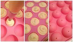 Cake pops ST caroussel