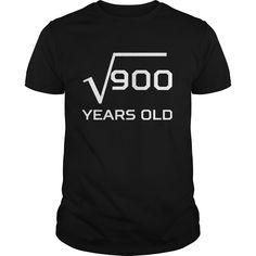 (Tshirt Nice Tshirt) Square Root Of 900 Years Old 30th Birthday Teeshirt this month This Square Root Of 900 Years Old 30th Birthday design is the perfect birthday gift for anyone who enjoys math humor. Tshirt Guys Lady Hodie SHARE and Get Discount Today Order now before we SELL OUT Today