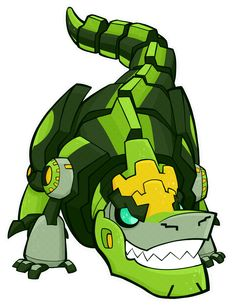 green grimlock coloring pages - photo#43