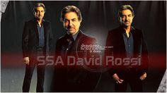 AGENT SSA DAVID ROSSI by Anthony258