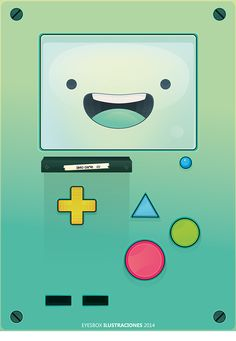 BMO - Created by Enzo Fuentes