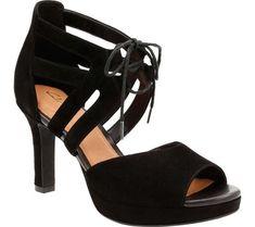 ed794599dea1 Clarks Mayra Ellie Peep Toe Shoe