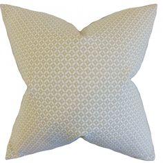Nima Geometric Pillow Linen