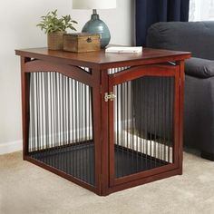 Shop for Merry Products 2-in-1 Configurable Pet Crate and Gate. Get free delivery at Overstock.com - Your Online Crates