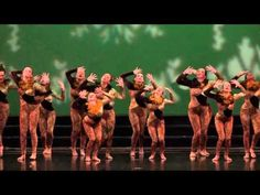 DeLarue Dance 2015: The Lion King