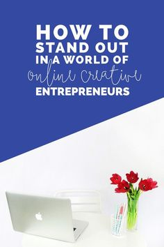 how to stand out in the world of online creative entrepreneurs and make your work unique and powerful LOVE PLUS COLOR Creative Business, Business Tips, Online Business, Business Articles, Business Class, Business Names, Growing Your Business, Starting A Business, Business Marketing