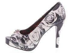 Sko - Iron Fist: OMG!   Utsiden av skoen