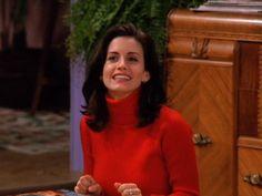 Monica dating Richard ystäviä