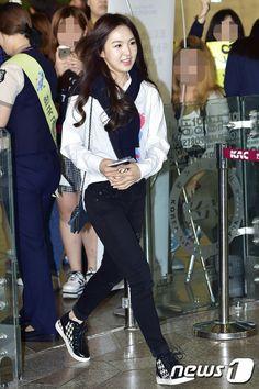 Red Velvet Wendy Airport Fashion 141004 2014 Kpop