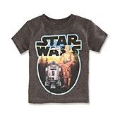 First Impressions T-Shirt, Baby Boys Star Wars Tee