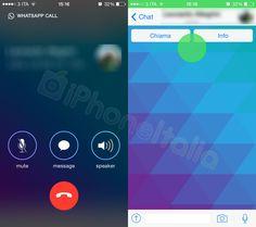 WhatsApp chamada de voz o futuro é Mac