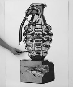 I'd catch a grenade for ya #THETROPHYROOM  Contact bill@thecoolhunter.net to enquire about this series
