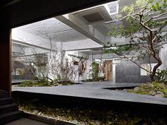 Sisii office and showroom by Yuko Nagayama and Associates