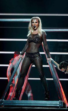 Glittering Goddess: Britney Spears' Best Concert Costumes