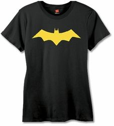 Holy Cow! A #Batgirl shirt just for the ladies, now in stock in all sizes. Geek girls everywhere will love this one.