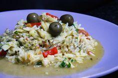 Terapia do Tacho: Arroz de bacalhau (Salted codfish rice)