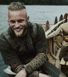 Ragnar in boat