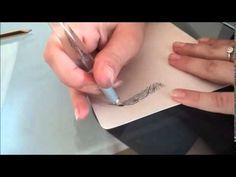 Branko Babic Microblading Academy ( European style ) - YouTube