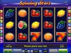 Drehe absolut kostenlos Automaten Spiel Spinning Stars - http://freeslots77.com/de/kostenloser-online-spielautoma-spinning-stars/