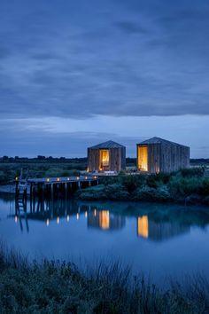 Maritim Haus & Fassade by Bernard Touillon Photographe
