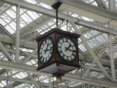 Central Station Glasgow Scotland