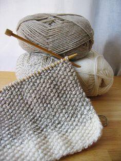 Latte seed scarf