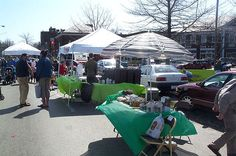 Where to Find Farmers' Markets in NE Ohio. ALSO: Chardon Square, Fridays at 4:00.
