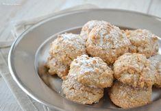 Biscuits amaretti aux noisettes & aux amandes. - Pourquoi je grossis