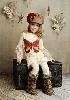 My Little Jules boutique is proud to introduce Persnickety Clothing's Fall 2012 line. There are 3 separate and equally gorgeous deliveries this fall: Pink Lace & Pinecones, Vintage Woodland, and Jeweled Forest Collection.
