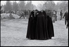 Photographed in Iran by David Burnett