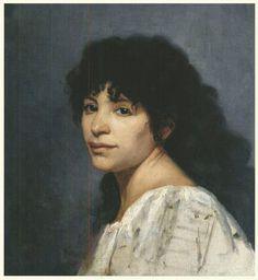 Marie Bashkirtseff - Oriental Woman