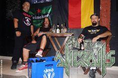 Força Metal BR: Andralls: Fasthrash no final de semana do Norte br...