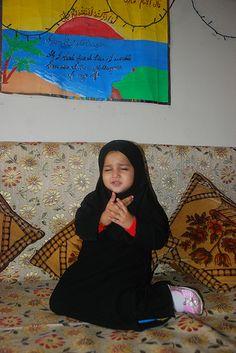 Marziya Prays