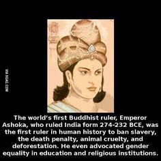 GOOD MAN ASHOKA.