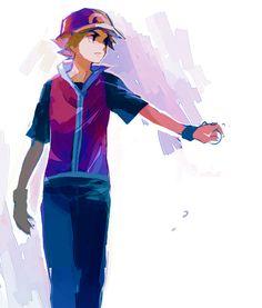 Pokemon Red by mivvu