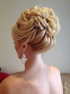 25 Best Prom Updo Hairstyles: #21.