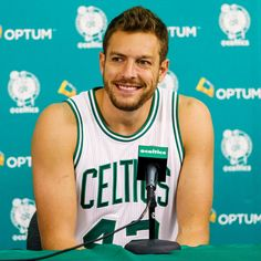 David Lee ready to make an impact in Boston