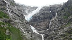 Kjenndalsbreen Glacier (small glacier) - Loen, Norway