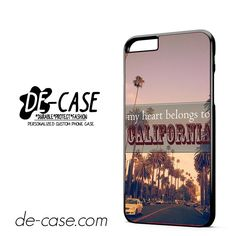 California DEAL-2219 Apple Phonecase Cover For Iphone 6 / 6S Plus