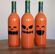 wine bottle crafts - Bing Images