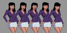 Dc Comics Girls, Dc Comics Superheroes, Dc Comics Art, Superman 1, Batman, Disney Marvel, Marvel Dc, Dc Animated Series, Western Anime